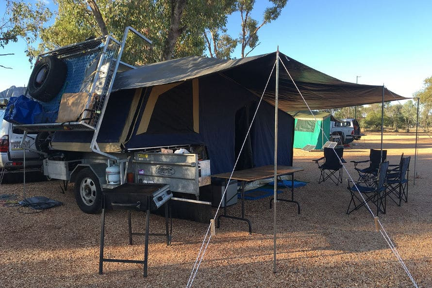 camper trailer repairs melbourne