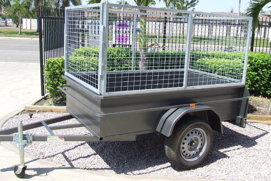 trailer repair - box trailer