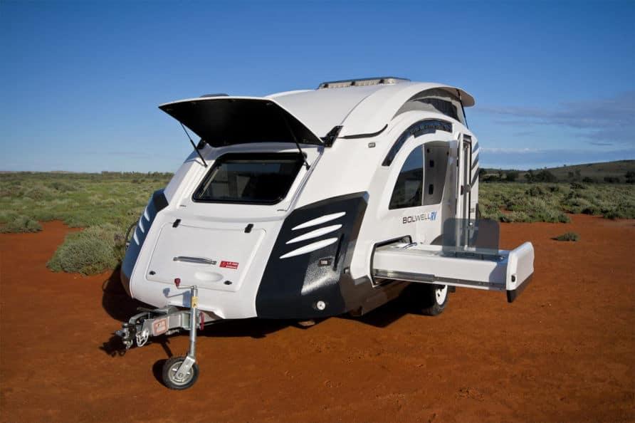 caravan electrics - new caravan