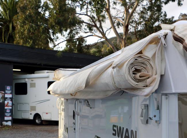 Caravan servicing for Melbourne