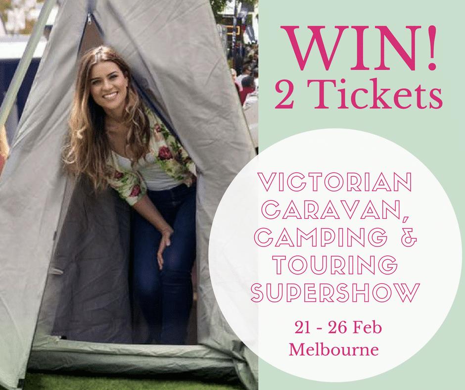 Win Two Tickets to caravan Supershow 2018
