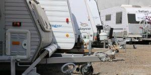 caravan storage Ferntree Gully Emu Caravan Repairs