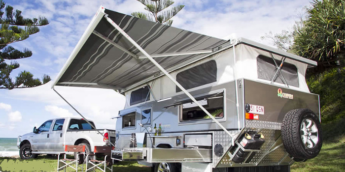 North Coast Campers available at Emu Caravan Repairs